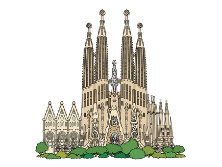 Sagrada Familia's Cathedral