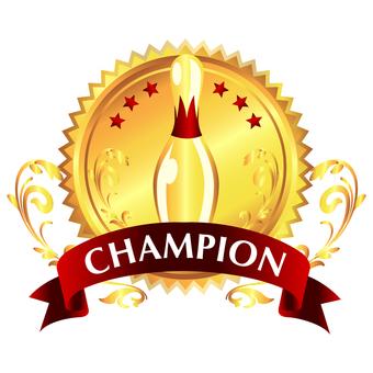 115 - winning emblem
