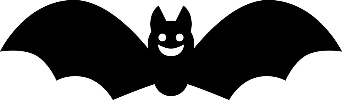 Halloween _ Silhouette _ Bat