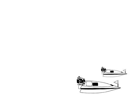 競艇ボート壁紙3