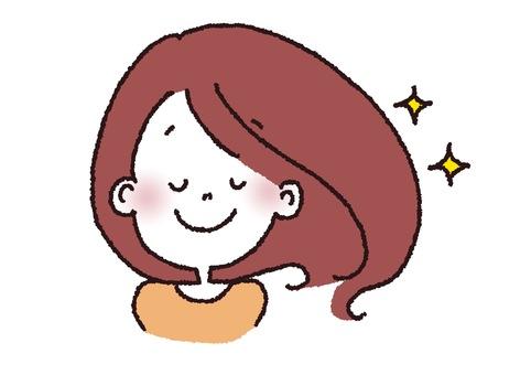 Hair sara sara woman