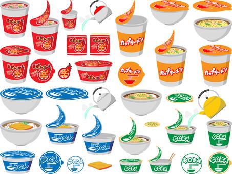 Cup Ramen / Soba / Udon