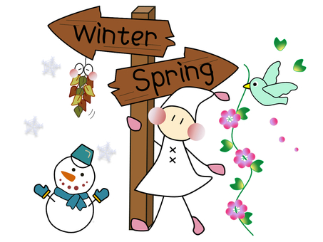 Villain _ winter spring