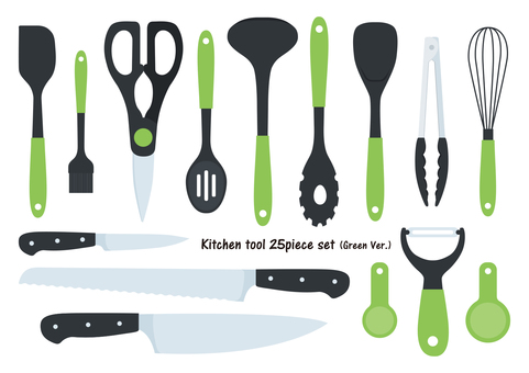 kitchen tools(Green)