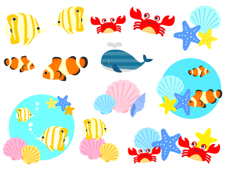 바다 생물