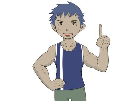 Muscle Training Boys 7