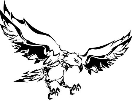 Hawk Tribal