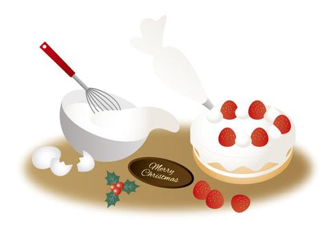 Cake making 01