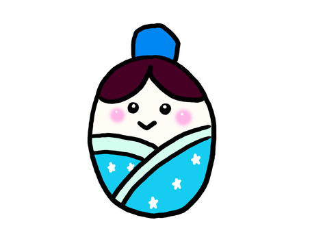 Tanabata egg (Hiko star)