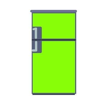 Retro refrigerator (2)
