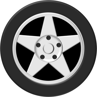 Tire / Wheel (car) ②