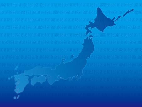 Japan Map 14