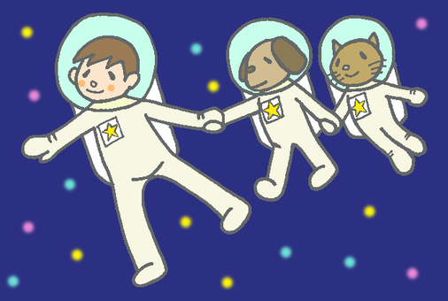 Swinging in space