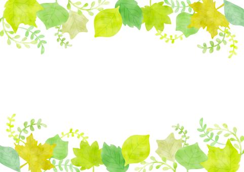 Leaf Background 5