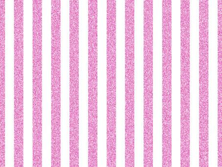 Striped lame pink