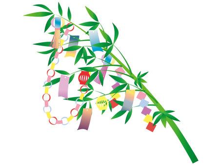 Tanabata decoration ☆ Bamboo