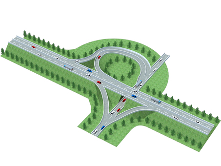 Highway interchange (1)