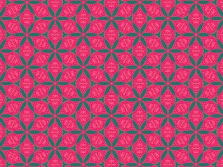 Decorative pattern plants (5)
