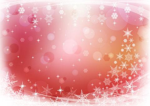 Winter material Christmas 331