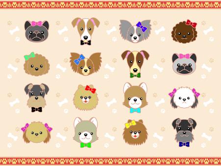 動物壁紙狗版本03