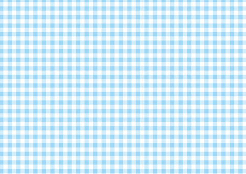 Summer Blue ☆ classic check pattern ☆ background material