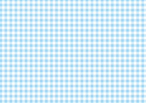 여름 블루 ☆ 단골 체크 무늬 ☆ 배경 소재