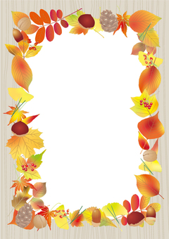 Fall Leaf Board _ Vertical Size