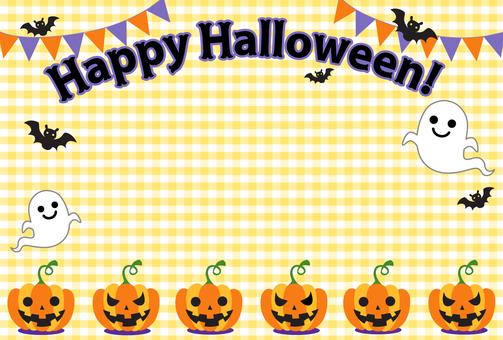 Postcard: Halloween 4