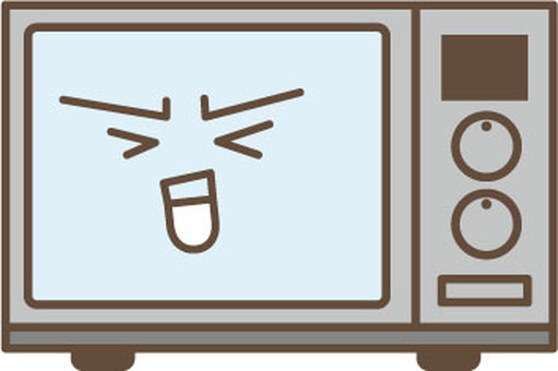 Character of microwave oven 3