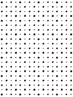 Hand-drawn dot pattern 2