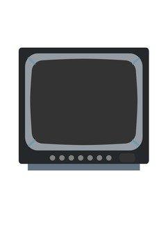 Retro TV (Black)