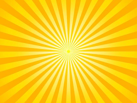 Yellow and orange radiation
