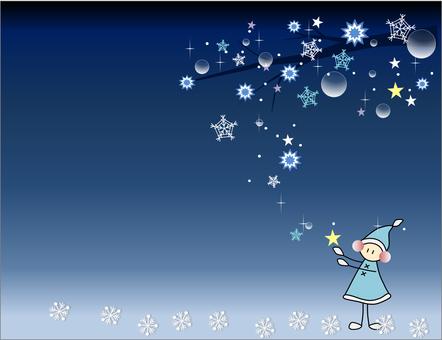 Dwarf _ _ Winter _ Blue _ 3