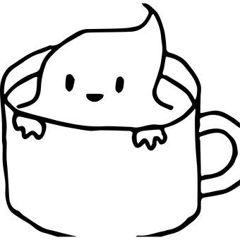 Cappuccino Obake