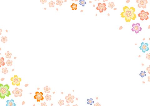 벚꽃의 프레임 33