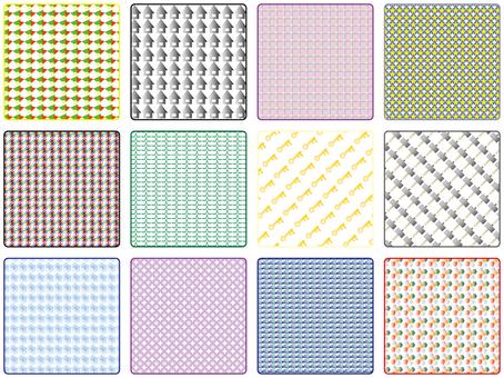 패턴 소재 5