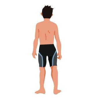 Swimwear person 4