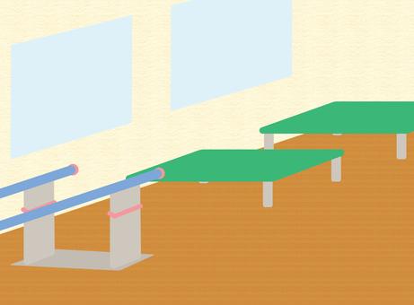Rehabilitation Room / Function Training Room / Hospital