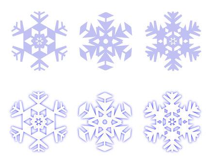 Snow crystal 02