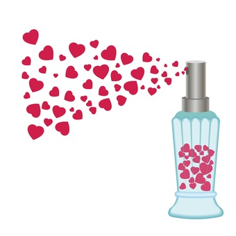 Heart spray