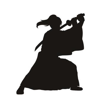 Samurai 5 (Silhouette)