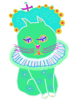 Cat's Queen