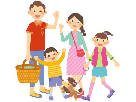 Family _ Picnic