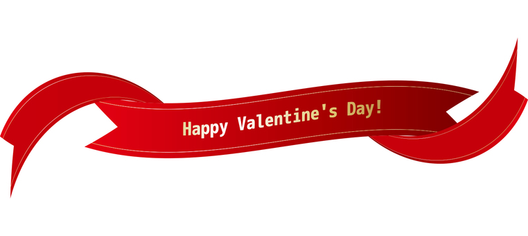 Valentine Ribbon 3