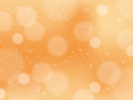 Orange sparkling background