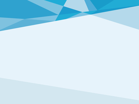 Triangle pattern background · Blue