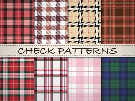체크 패턴