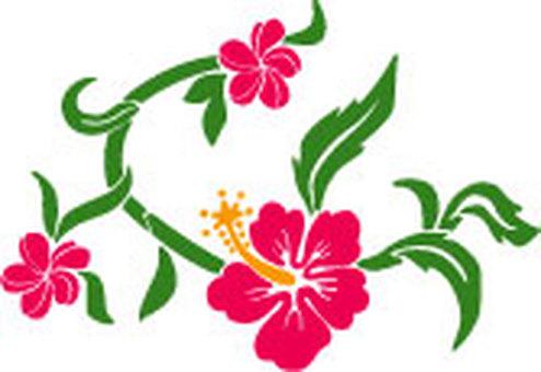 Aloha pattern 3CA