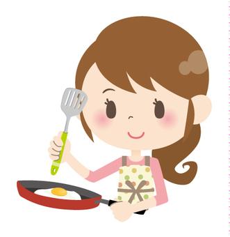 Housewife A * hand cuisine 04