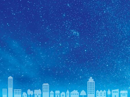 Starry sky-2
